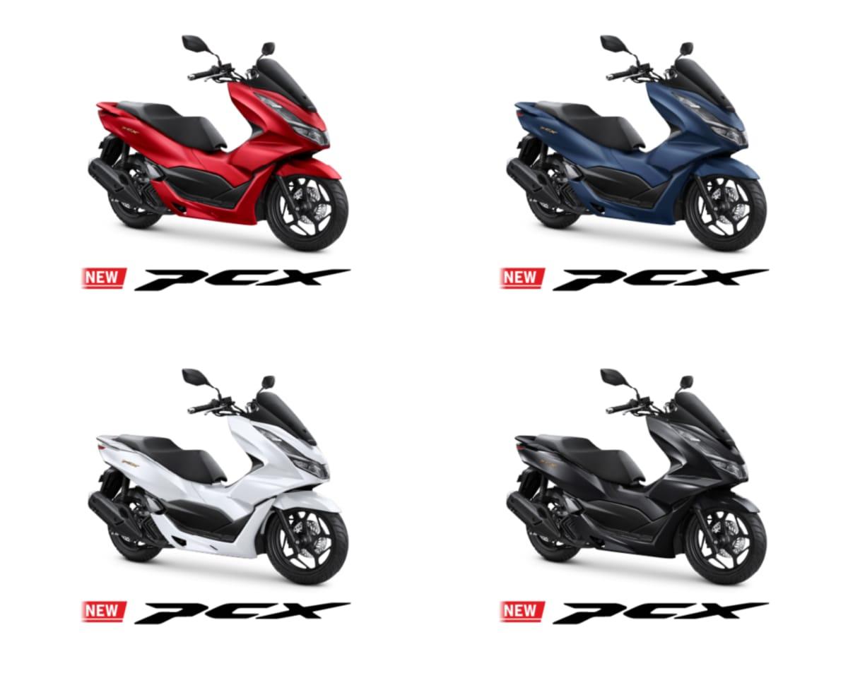 All New Honda PCX dan All New Honda PCX e:HEV dibekali mesin berkapasitas 160 cc 4 katup eSP+, berpendingin cairan dengan tenaga maksimal hingga 11,8 kw @8500 rpm. Selain itu, Honda PCX  160 juga didukung fitur Honda Selectable Torque Control (HSTC) untuk tipe ABS dan e:HEV