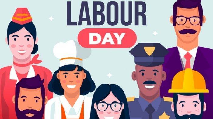 1 Mei - Ini Ucapan Selamat Hari Buruh atau May Day, Bisa Diposting di WhatsApp, FB, hingga Instagram