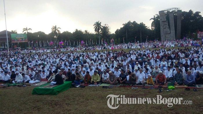 Tata Cata Sholat Idul Fitri Dilengkapi Doa Iftitah - Kumpulan Doa