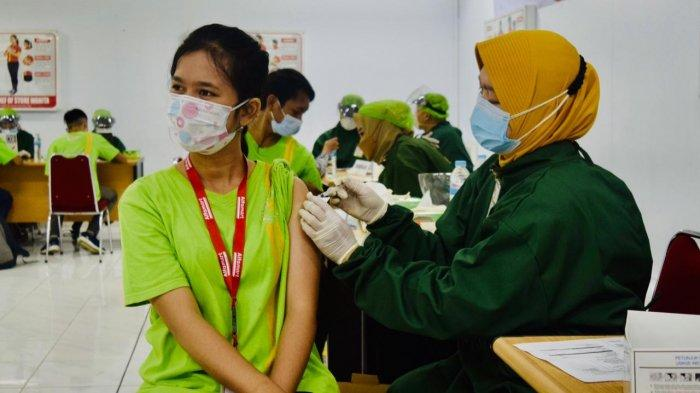 Capaian Vaksinasi Kabupaten Bogor Baru 25 Persen, Masih Kejar 2,1 Juta Vaksin Lagi