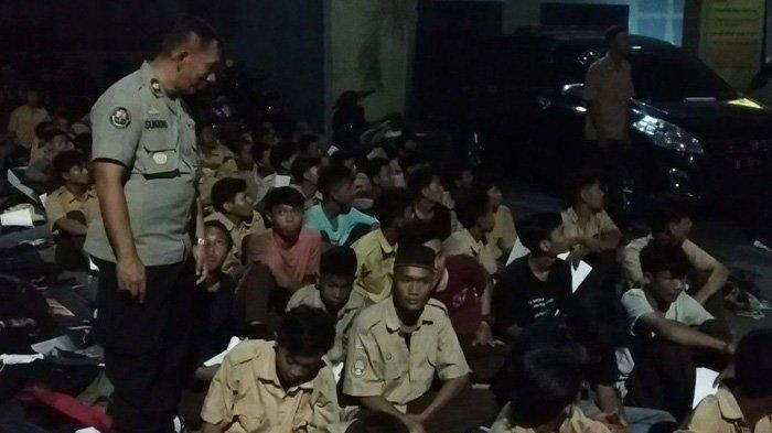 Ditangkap Saat Hendak Ikut Demo di DPR, Polisi Data Sidik Jari 150 Pelajar