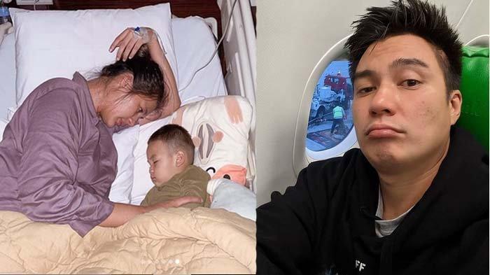 2 bulan lagi melahirkan, Paula Verhoeven dilarikan ke RS, banjir ucapan doa untuk istri Baim Wong