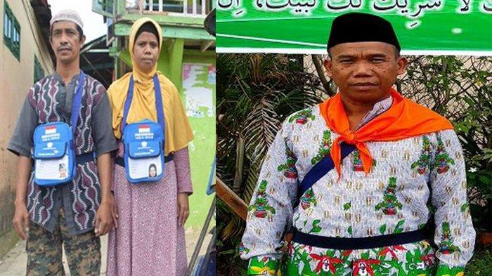 2 Tukang Ojek Naik Haji, Menabung Lebih dari 20 Tahun, Meski Sering Penumpang Tak Beri Bayaran