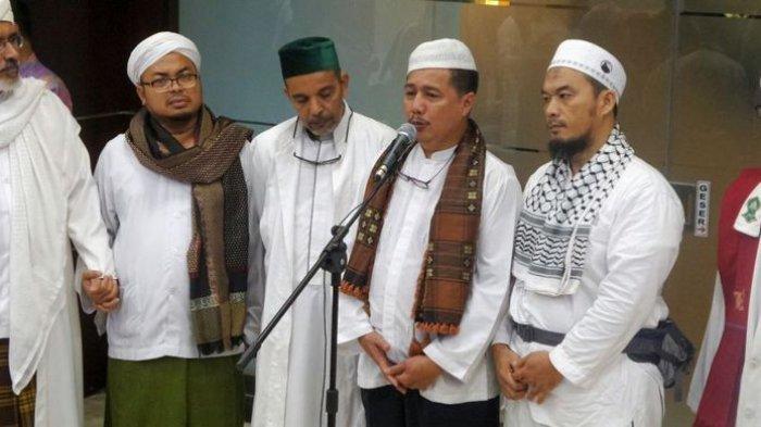 Pertemuan Jokowi dengan Alumni 212 Berawal Dari Pembahasan Kepulangan Rizieq Shihab