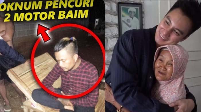 2 Minggu Bawa Kabur Motor Baim Wong, Rizky Ditangkap Polisi, Nenek Iro Ungkap Firasat:Doa Dikabulkan
