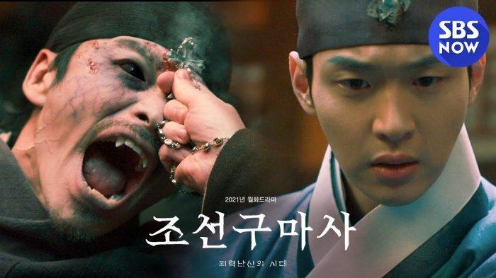 Baru 2 Episode Diprotes Keluarga Kerajaan, Drama Korea Joseon Exorcist Berhenti Tayang
