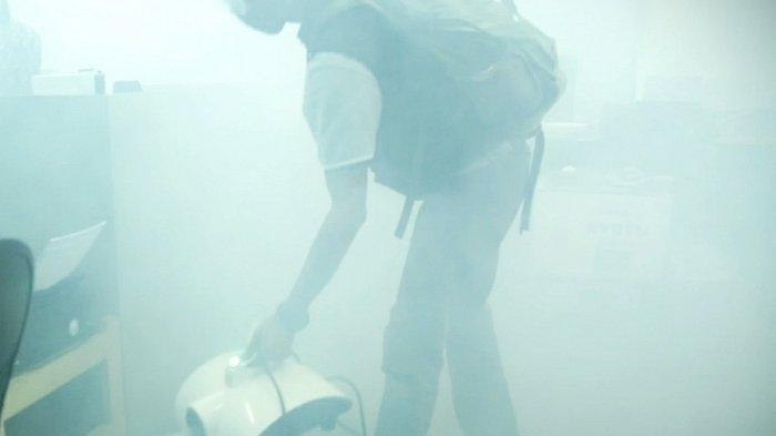 Cegah Virus dan Bakteri di Saluran Sirkulasi Udara, 3R Care Tawarkan Desinfektan Fogging