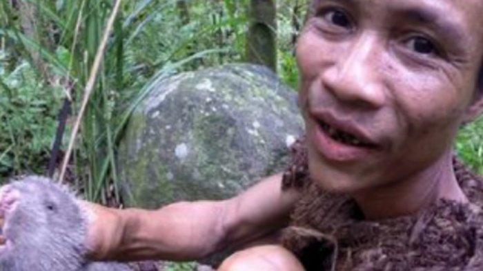 41 Tahun Hidup di Hutan, Pria Ini Sampai Tak Tahu Bedanya Laki-laki dan Perempuan, Begini Kisahnya