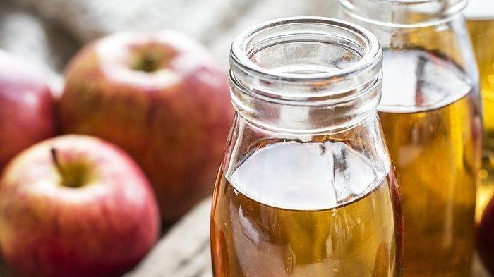 5 manfaat cuka apel untuk kecantikan kulit