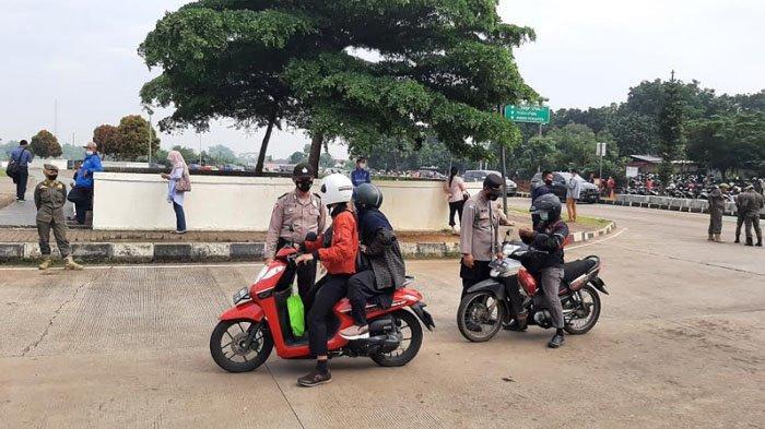 Vaksinasi Massal di Stadion Pakansari Bogor, Bukti Pendaftaran Online Wajib Ditunjukkan