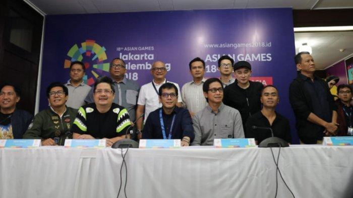 Selain Wishnutama, Ini 6 'Pahlawan' Dibalik Suksesnya Pembukaan Asian Games 2018, Ada Artis Sinetron
