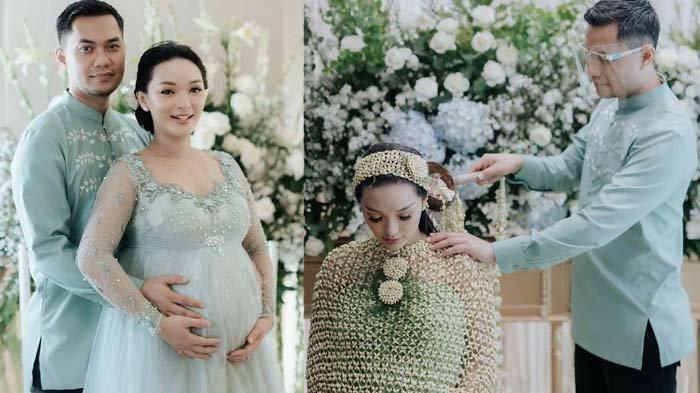 Zaskia Gotik Lahirkan Anak Pertama Perempuan, Sirajuddin Unggah Video Haru Istri Berikan ASI Pertama