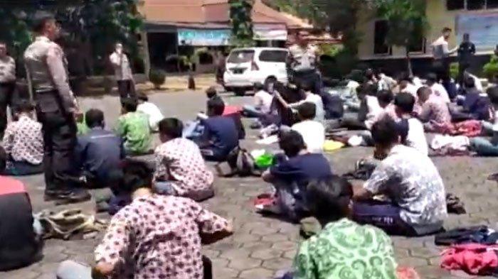 UPDATE Pengakuan & Nasib 71 Pelajar SMK Bogor Bolos Ditangkap di Banyumas, Kini Dapat Kepastian Ini