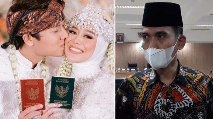 MUI Buka Suara soal Pernikahan Lesty dan Rizky Billar, Tegaskan Leslar Tak Lakukan Kebohongan Publik