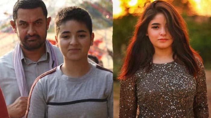'Anak' Aamir Khan Diserang Komentar Jahat Karena Unggah Ayat Al Quran, Zaira Wasim Tutup Akun Medsos