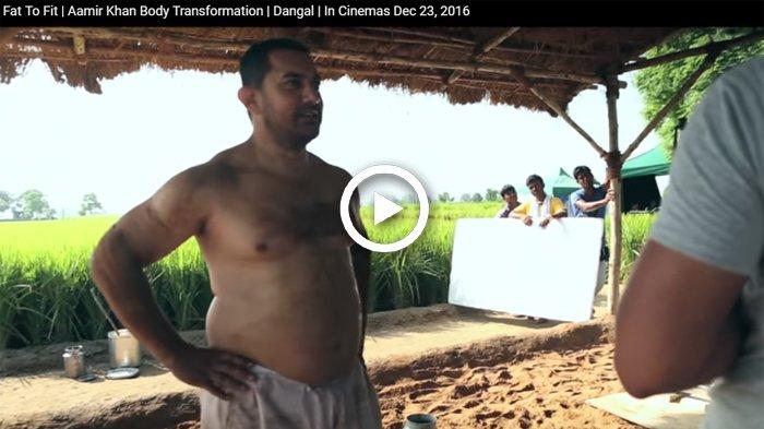 Perjuangan Aktor Bollywood Turunkan Berat Badan, Lihat Hasilnya Setelah 3 Bulan