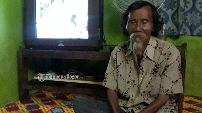 Kisah Abah Anang Penjual Donat di Bogor, Semangat Cari Nafkah Walau Alami Gangguan Pengelihatan