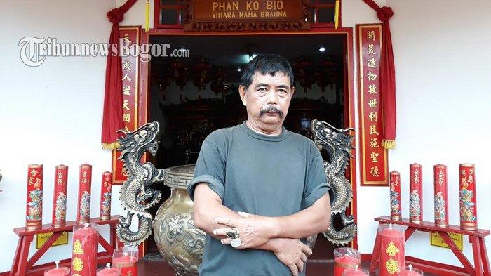 Kisah Abah Ngora, Satukan Warga Pribumi dan Tionghoa Di Kampung Pulo Geulis Usai Merantau