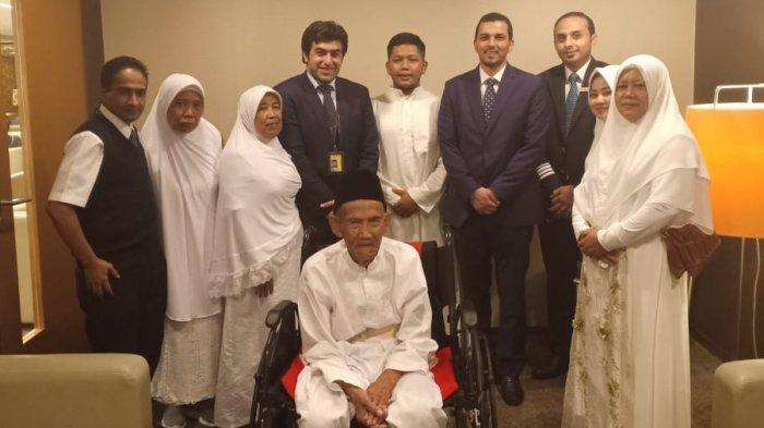 Kisah Abah Uhi Diundang Raja Salman Naik Haji, Inilah Sosok yang Memviralkan Videonya di Arab