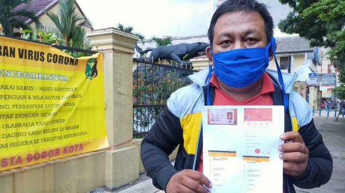 Tertarik Aplikasi Peghasil Uang, Warga Bogor Lapor Polisi Karena Uangnya Tidak Kembali