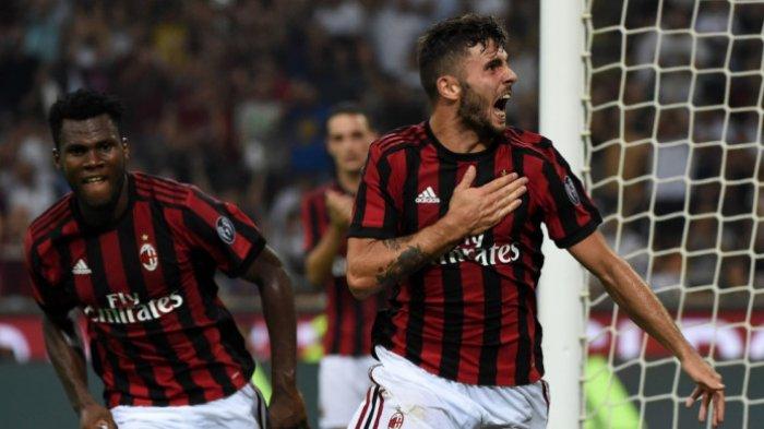 Link Live Streaming Udinese vs AC Milan, Siaran Langsung Kick off Pukul 23.00 WIB
