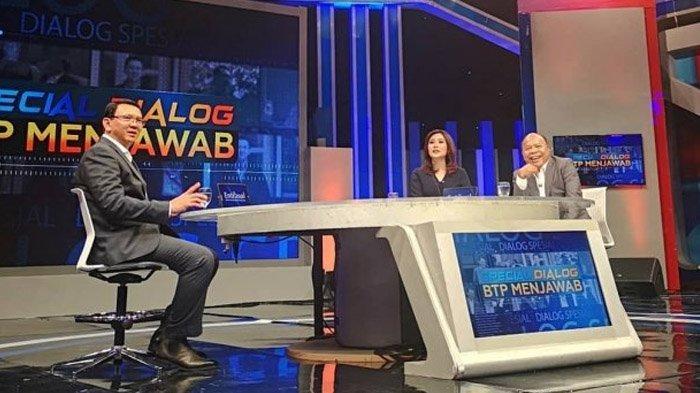 Ahok Akan Jadi Pembawa Acara Talkshow di TV, Tayang Tiga Jam Catat Jadwalnya !