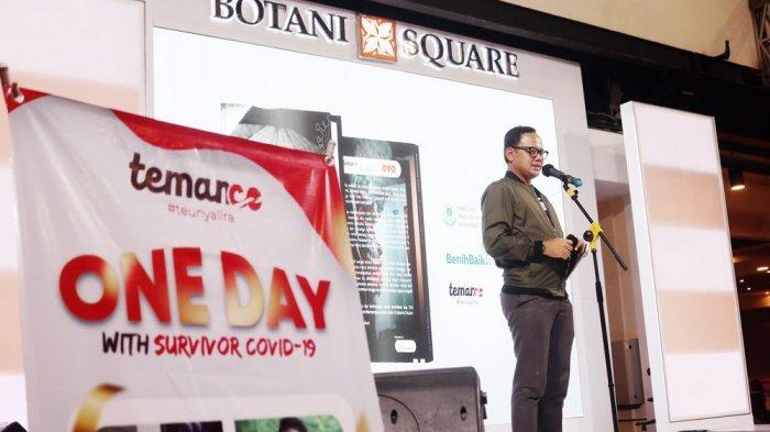 Hadiri One Day With Survivor Covid-19, Bima Arya Cerita Sempat Puasa Sosmed