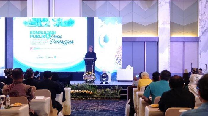 Belum 100 Persen Jangkau Warga, Dirjen Cipta Karya Siap Suport PDAM Tirta Pakuan Kota Bogor