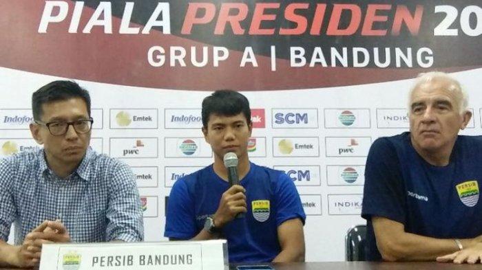 Mundur Dari Persib Bandung, Begini Permintaan Maaf Jupe untuk Bobotoh