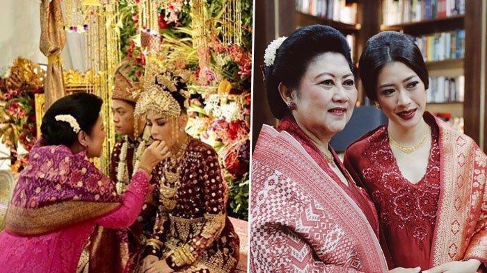 Rasyid Rajasa Mimpi Bertemu Ani Yudhoyono dan Titip Salam ke Adara Taista : Memo Pakai Serba Putih