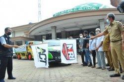 ACT Bogor Kirim 15 Ton Bantuan untuk Korban Gempa di Sulawesi Barat