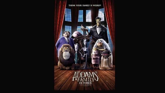 Sinopsis Film Sambut Halloween : The Addams Family Tayang Hari Ini