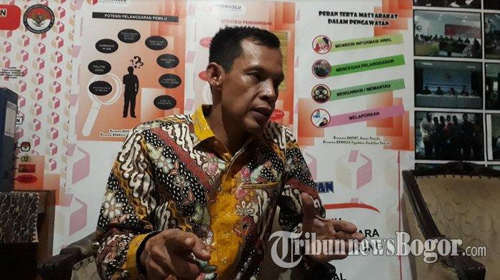 Ketua DPD Partai Golkar Ade Jaro Dipanggil Bawaslu Kabupaten Bogor Terkait DPT