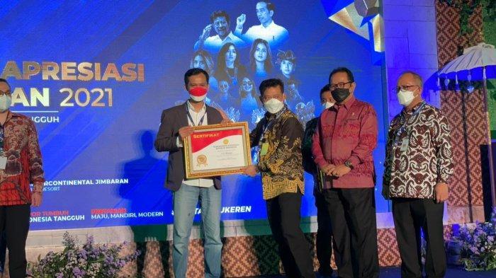 Eksportir Pertanian Asal Bogor Dapat Penghargaan, Jadi Penggerak Usaha Hortikultura Inovatif Terbaik