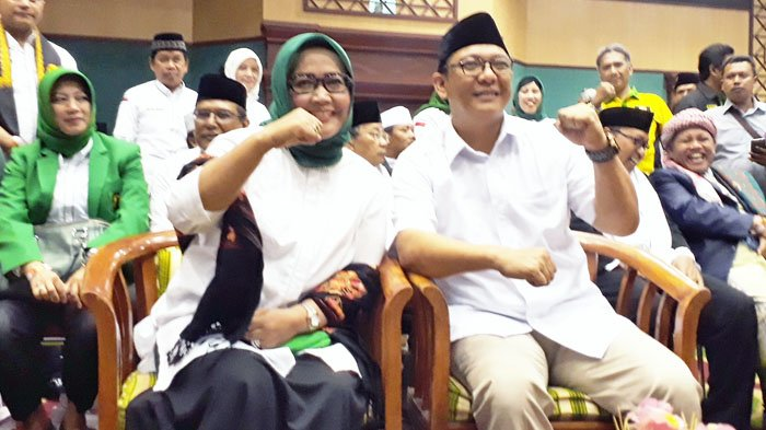 DPRD Kabupaten Bogor Tetapkan Ade Yasin - Iwan Setiawan Sebagai Bupati - Wakil Bupati Terpilih
