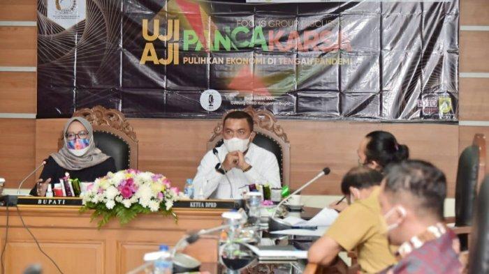 Kondisi Penurunan Ekonomi Kabupaten Bogor Akibat Covid-19, Ini Langkah Bupati Ade Yasin