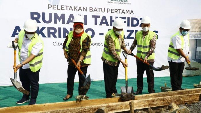 Dukung Program 1.000 Hafidz Alquran di Kabupaten Bogor, Rumah Tahfidz Dibangun di Cibungbulang
