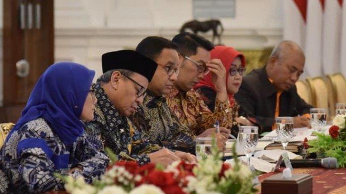 Bertemu Anies di Istana, Bupati Bogor Bahas Avatar Pengendali Air : Bapak Gak Baca Medsos Nih