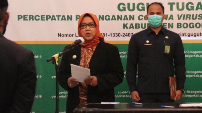 Bupati Bogor Ade Yasin : Jangan Sampai Kita Punya Kepala Dinas Baru tapi Masih Begini-begini Aja