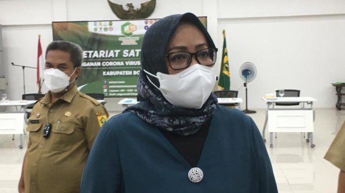 Jadi Penyebab Level PPKM Jabodetabek Tak Kunjung Turun, Bupati Bogor : Nyalahin Gak Apa-Apa
