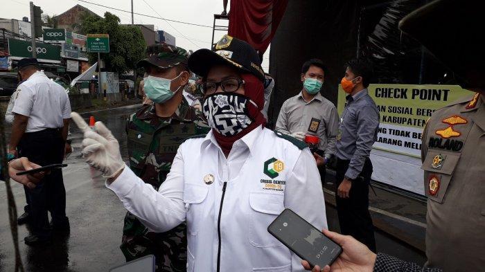 Tak Mau Ada Kelonggaran, Transportasi di Bogor Kemungkinan Tetap Dibatasi Selama PSBB