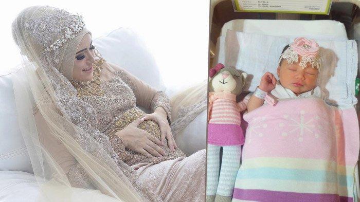 Suaminya Sempat Digosipkan Selingkuh dengan Artis Cantik, Istri Pejabat Ini Lahirkan Anak ke-4