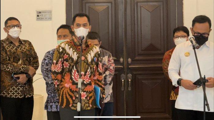Isman Widodo mengatakan, sebagai pelaksana double track pihaknya sejauh ini mendukung saran Pemkot Bogor dan siap bekerja sama untuk mengantisipasi kejadian ini agar tidak terulang lagi.