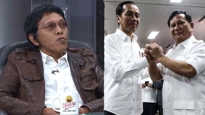 Jadi Menhan Loyalitas Prabowo pada Jokowi Dipertanyakan, Adian Breaksi: Waktu Akan Jadi Penguji