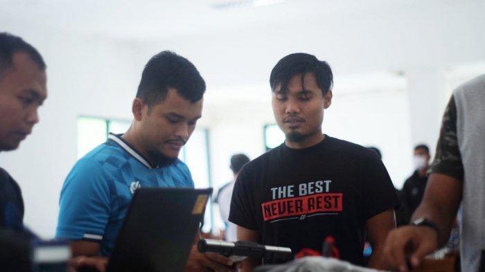 Jalin Komunikasi dengan Tim PS Tira Persikabo, Aditya Putra Dewa Rutin Video Call