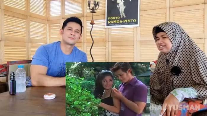 Ketemu Penyanyi OST Drama Gentabuana, Afdhal Yusman Terpukau saat Halisa Nyanyi: Beneran Bikin Baper