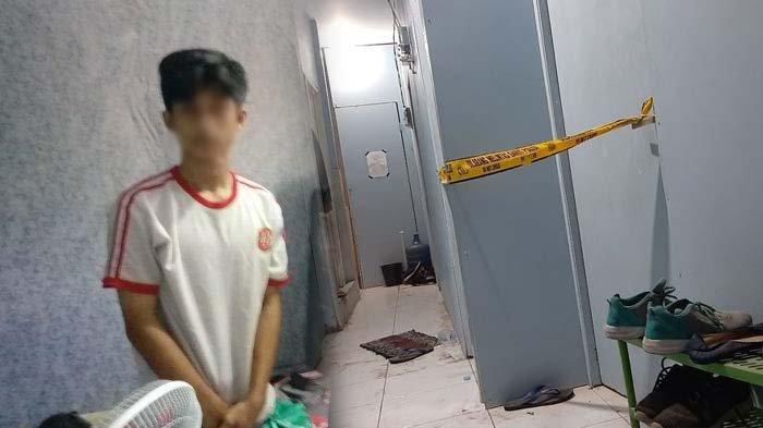Gelagat Wanita Hamil Sebelum Ditemukan Tewas dalam Kos, Aksi Kejam Pacar di Kamar Akhirnya Terungkap