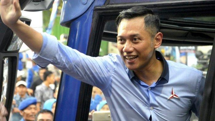 Dorong Kongres Luar Biasa, Senior Demokrat Minta SBY Tunjuk AHY Jadi Ketum