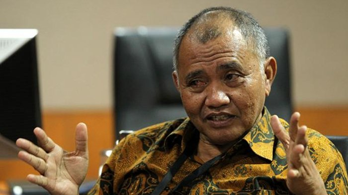 Rumah Ketua KPK, Agus Rahardjo dan Laode Syarif Diteror, Polisi Temukan Paralon dan Botol Bersumbu
