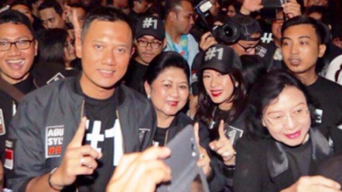 Ani Yudhoyono Posting Foto Agus di Acara Voice of Saturday, Ini Hastag yang Dipasang